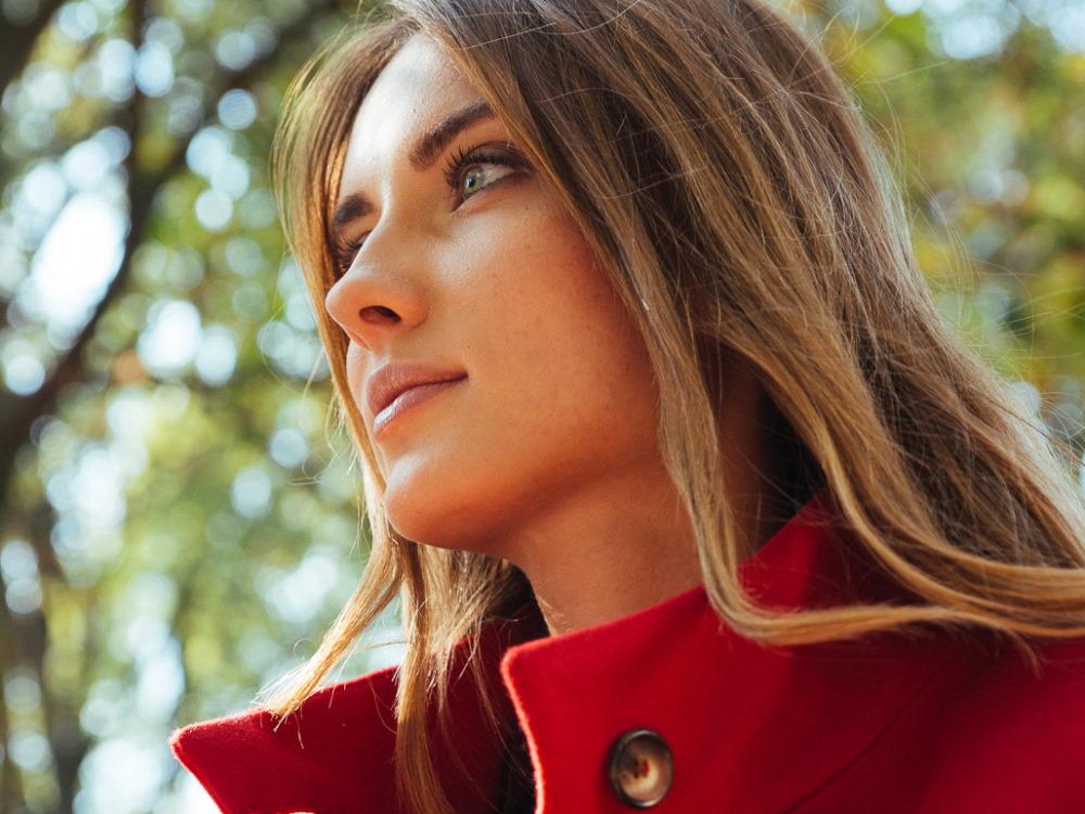 Italian woman apparel